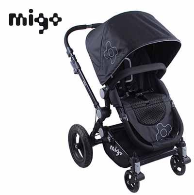 Βρεφικό καρότσι Beta Migo βόλτα  ασφάλεια μετακινηση με καροτσι καρότσια βρεφικά