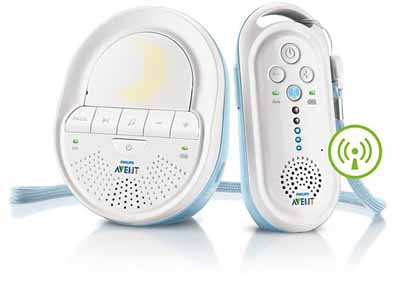 Baby Monitor Dect 505 Philips Avent