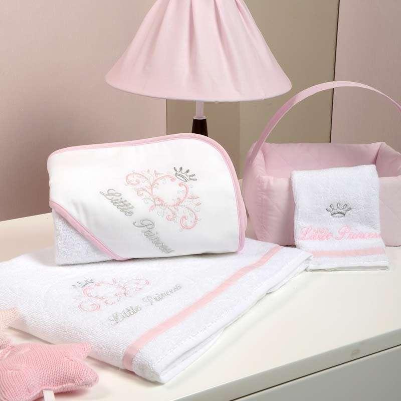 Baby Oliver Βρεφικές Πετσέτες Σετ Design 322 46-6760/322 30X50