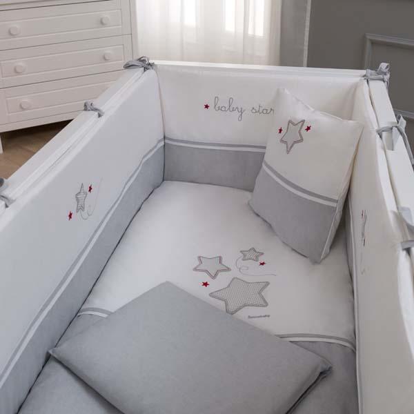 Προίκα μωρού 6 τμχ. Baby Star Funna Baby home   away   λευκά είδη   λευκά είδη βρεφικά   σέτ προίκας μωρού