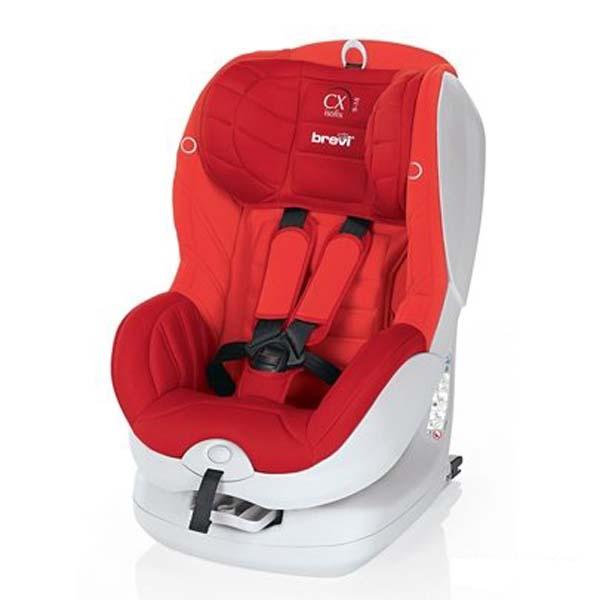 Βρεφικό Κάθισμα Αυτοκινήτου CX TT IsoFix Brevi - Rosso