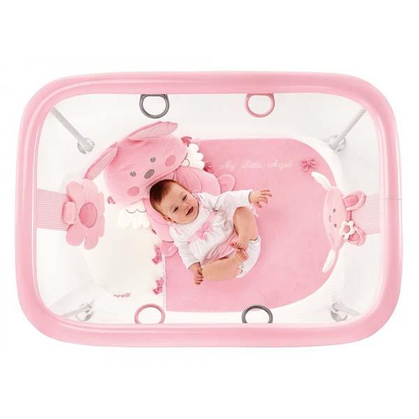 Πάρκο Soft & Play Little Angel Brevi home   away   βρεφικά παρκοκρέβατα πάρκα μωρού