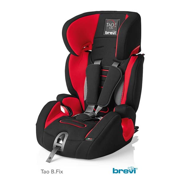 Κάθισμα Αυτοκινήτου TAO BFIX Brevi - Rooso