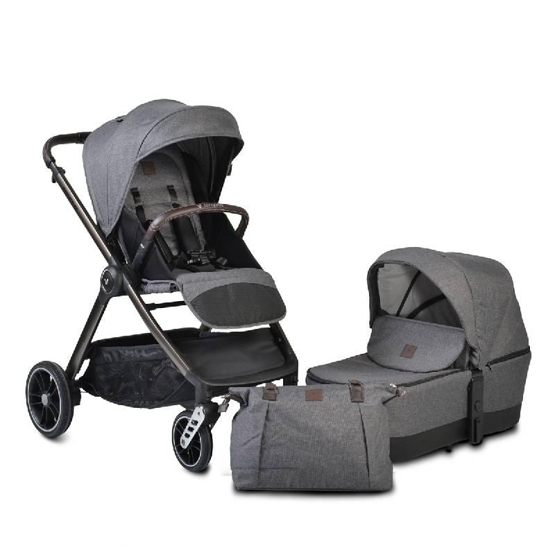 Παιδικό καρότσι Macan 2 in1 Grey Cangaroo