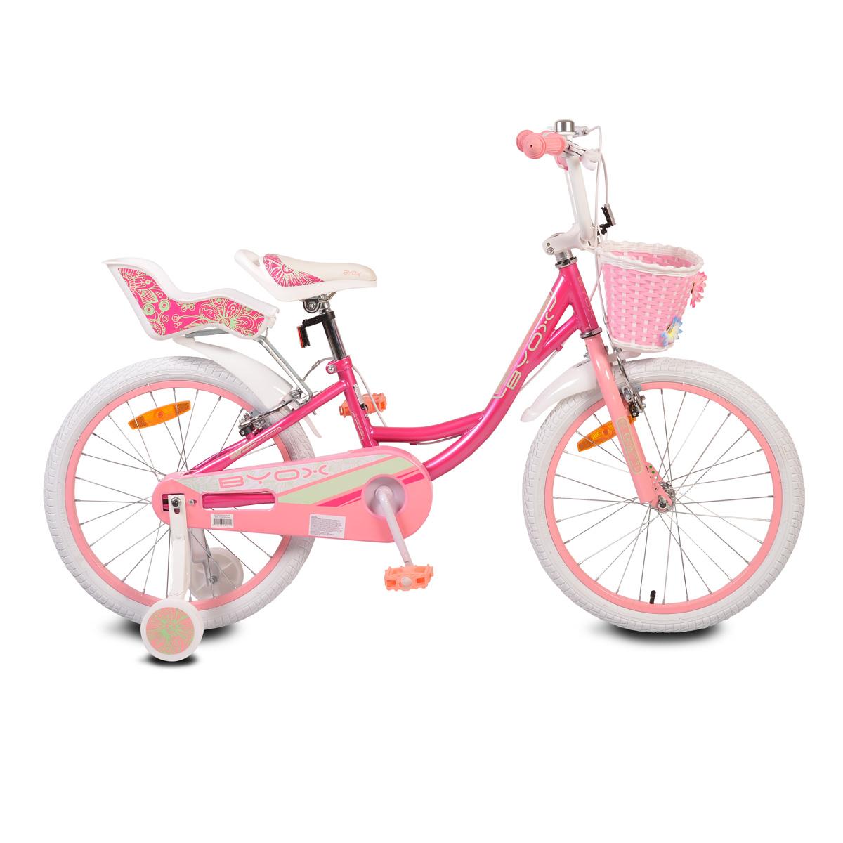 """Παιδικό ποδήλατο 20"""" Fashion Girl Cangaroo"""