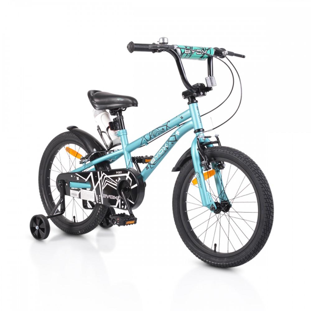 """Παιδικό Ποδήλατο 18"""" Pixy Green Moni"""