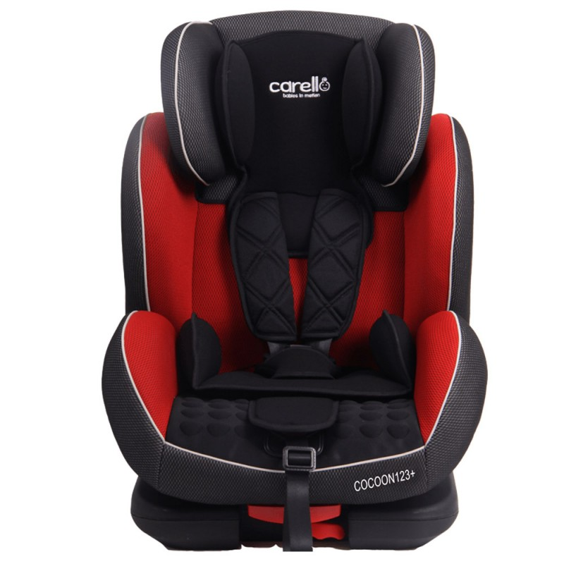 Κάθισμα Αυτοκινήτου Cocoon 123 Plus Red Carello