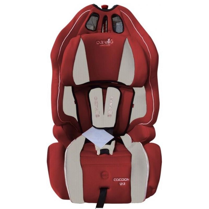Κάθισμα αυτοκινήτου Cocoon 123 Red Carello
