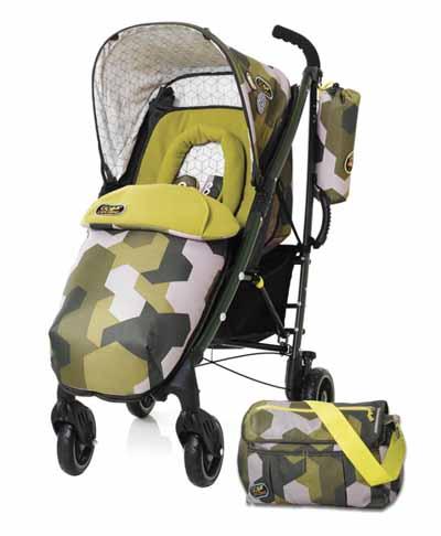 Καρότσι Υο Special Edition Cosatto - Camosatto βόλτα   ασφάλεια   μετακινηση με καροτσι   καρότσια βρεφικά