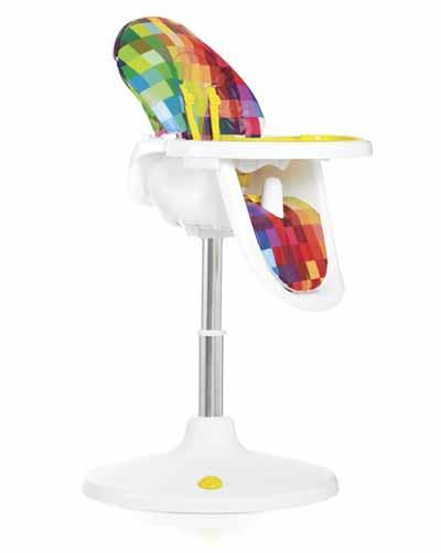Καρέκλα φαγητού 3Sixti Cosatto - Pixelate