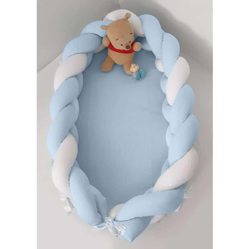Φωλιά Πλεξούδας Βρεφική Design 110 46-6716/110 Baby Oliver 16X200