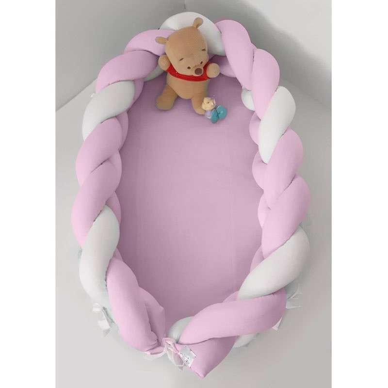 Φωλιά Πλεξούδας Βρεφική Design 120 46-6716/120 Baby Oliver 16X200