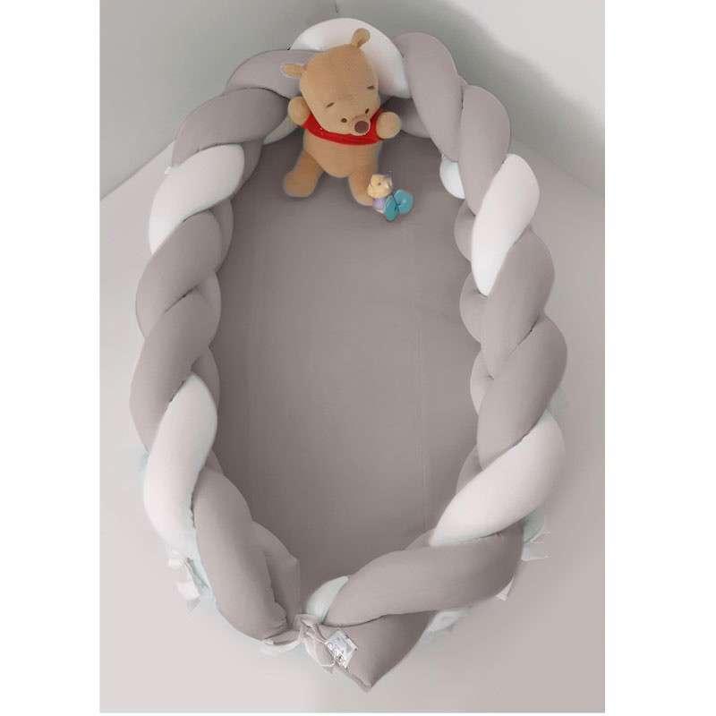 Φωλιά Πλεξούδας Βρεφική Design 140 46-6716/140 Baby Oliver 16X200