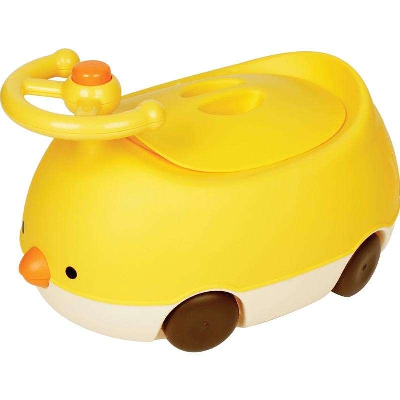 Γιογιό Potty Chick Yellow Kikka Boo