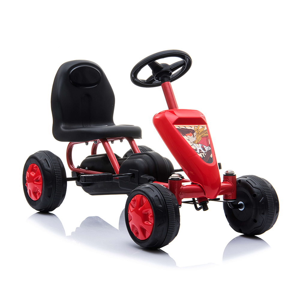 Παιδικό αυτοκινητάκι με πετάλια Go Cart Colorado Moni