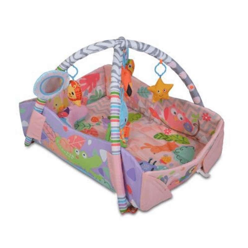 Γυμναστήριο Oasis JL628-1B Pink Moni