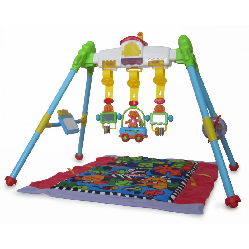 Γυμναστήριο-Χαλάκι δραστηριοτήτων Playing Mat 56890/3211 Cangaroo