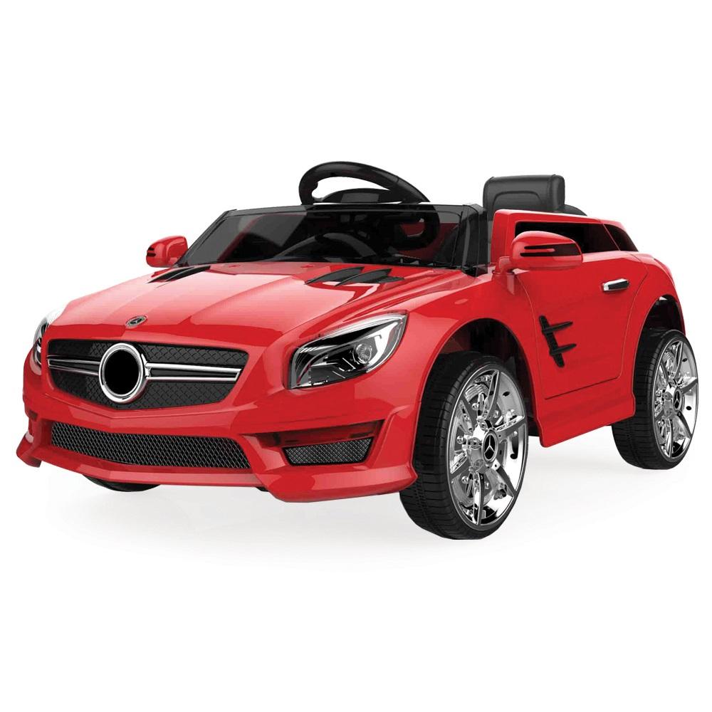 Ηλεκτροκίνητο Αυτοκίνητο 6V Mega Power S698 Red Cangaroo