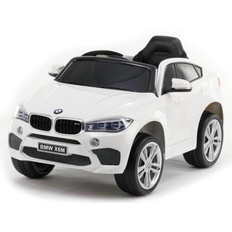 Ηλεκτροκίνητο Αυτοκίνητο 12V BMW X6 JJ2199 White Moni
