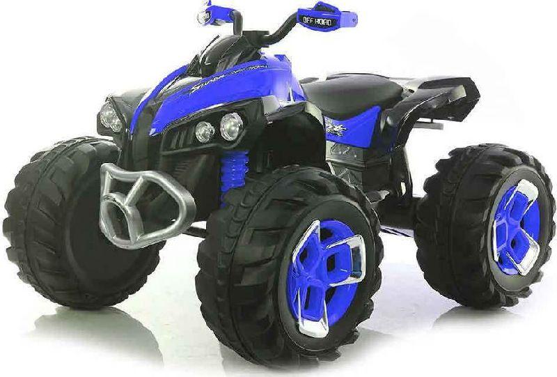 Ηλεκτροκίνητο Αυτοκίνητο Byox 12V Bo Off Road FB-6677 Blue Moni