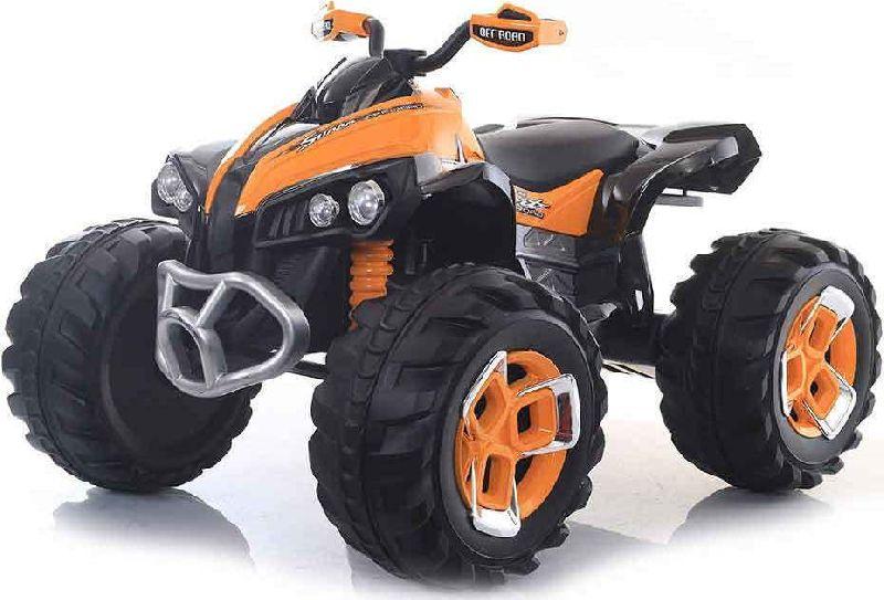 Ηλεκτροκίνητο Αυτοκίνητο Byox 12V Bo Off Road FB-6677 Orange Moni