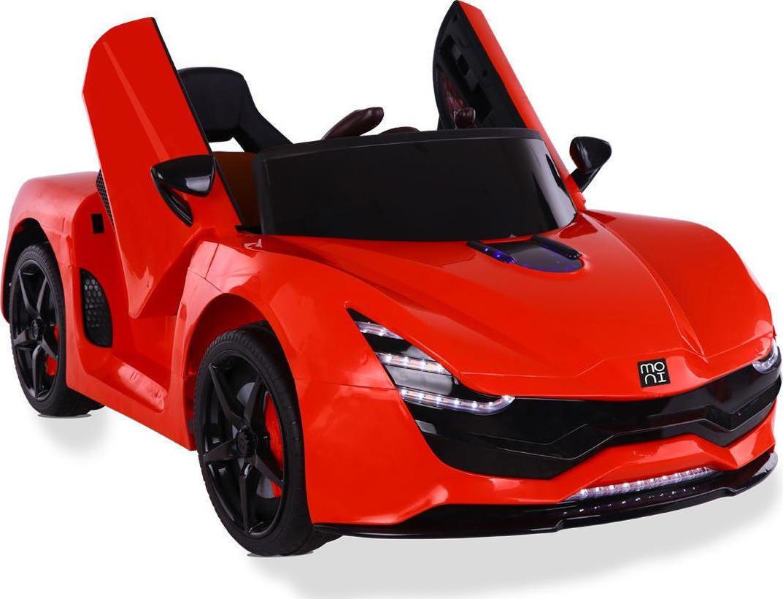 Ηλεκτροκίνητο Αυτοκίνητο Magma Red 12V Moni