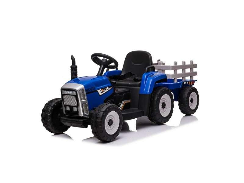 Ηλεκτροκίνητο Τρακτέρ 12V Farmer Blue Moni
