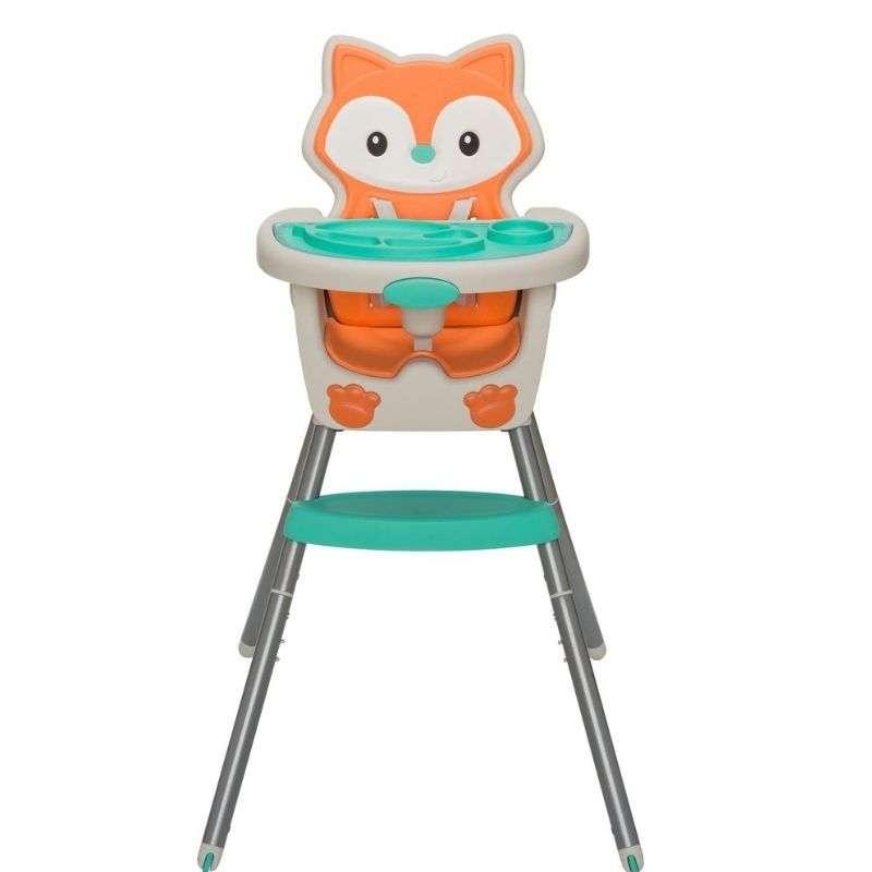 Βρεφική καρέκλα φαγητού 4 in 1 Μετατρεπόμενο Infantino