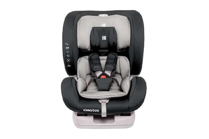 Κάθισμα Αυτοκινήτου 4 in 1 0 0-36kg Grey Kikka Boo