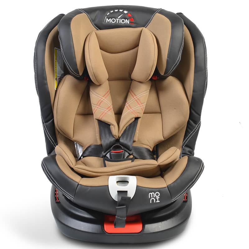 Κάθισμα Αυτοκινήτου Motion 0-36kg Isofix Beige Cangaroo
