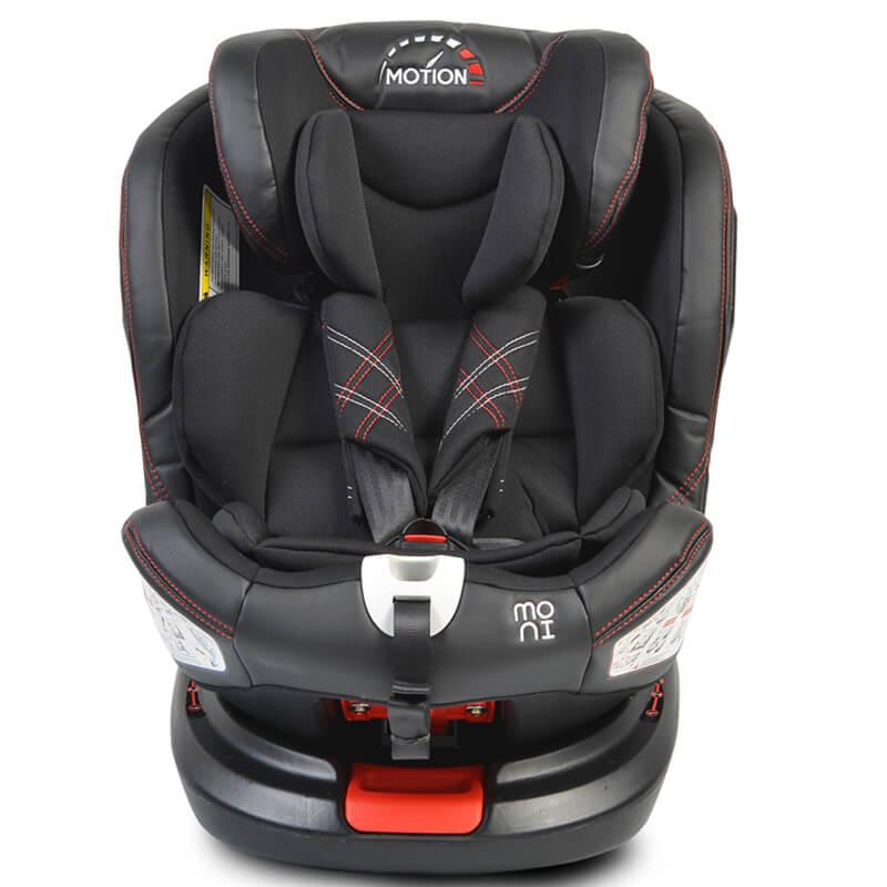 Κάθισμα Αυτοκινήτου Motion 0-36kg Isofix Black Cangaroo