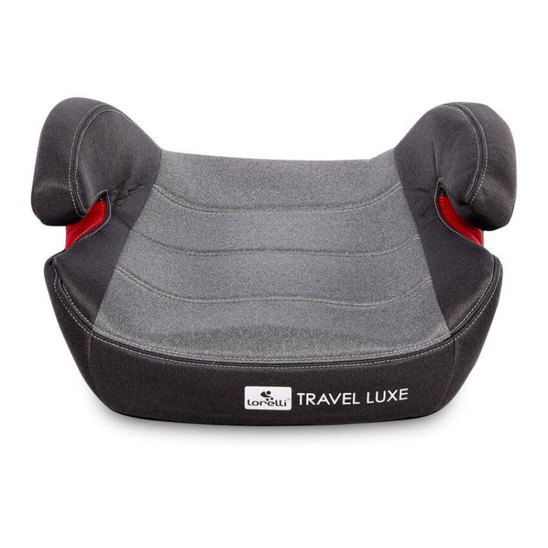 Lorelli Παιδικό κάθισμα αυτοκινήτου Travel Luxe Isofix 15-36kg Grey