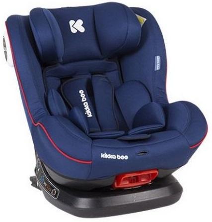 Κάθισμα αυτοκινήτου Twister Isofix Blue Kikka Boo