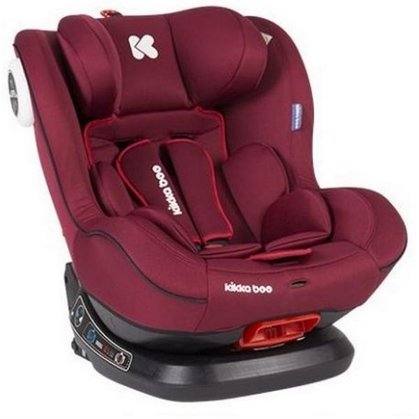 Κάθισμα αυτοκινήτου Twister Isofix Red Kikka Boo