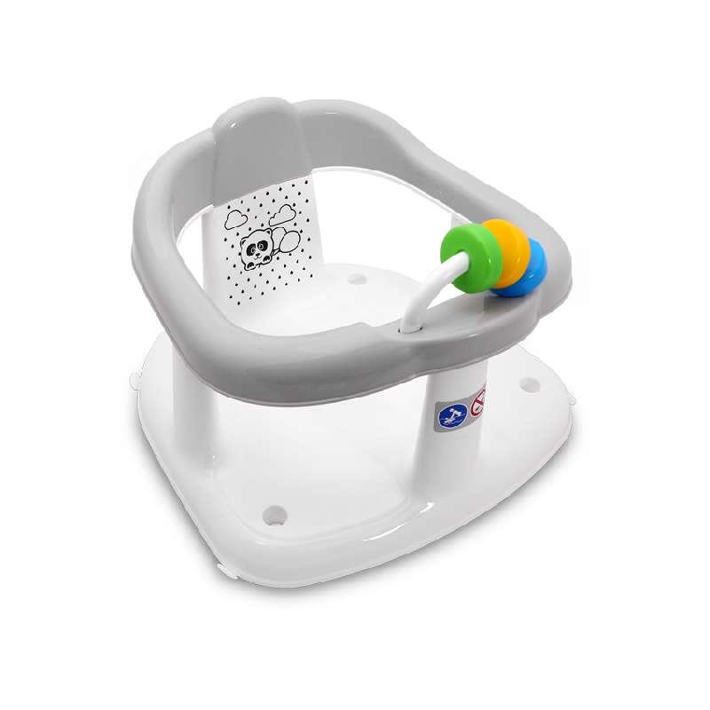 Κάθισμα Μπάνιου Bath Ring Panda Grey Lorelli