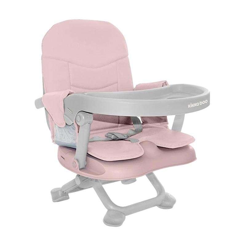 Κάθισμα Φαγητού Pappo Pink Kikka Boo