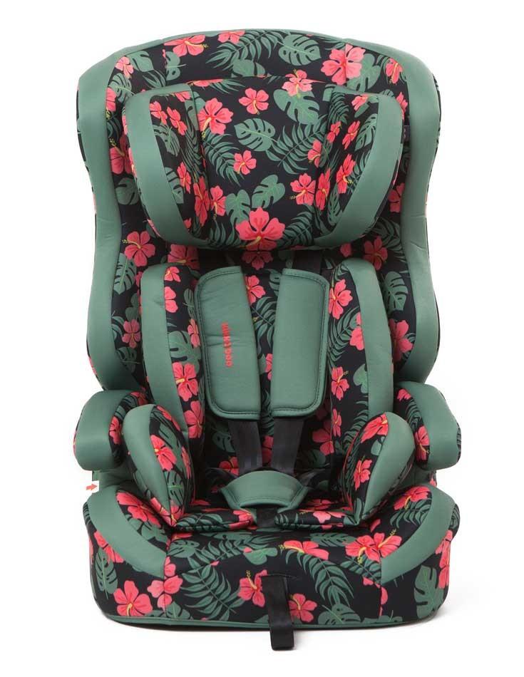 Κάθισμα Αυτοκινήτου Kikkaboo Camouflage 160058 9-36 kg -  Flower