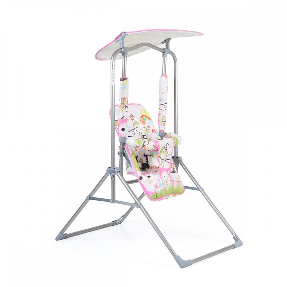 Κούνια Ρηλάξ Κήπου Funny Pink Cangaroo