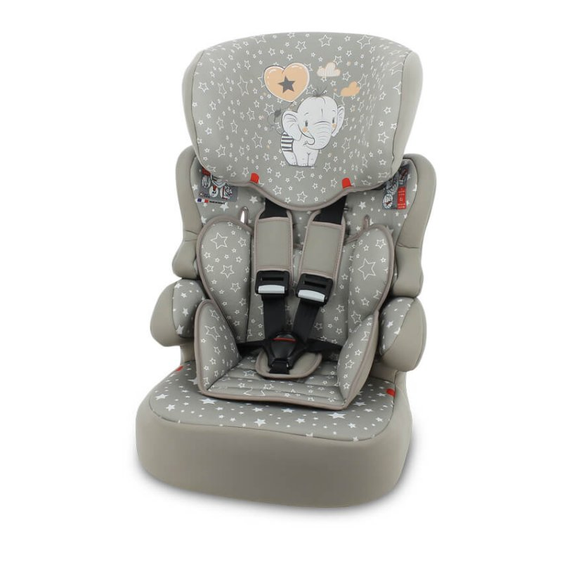Lorelli Παιδικό κάθισμα αυτοκινήτου X-Drive Plus 9-36kg Beige Elephant