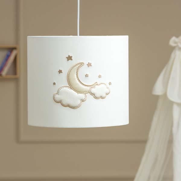 Φωτιστικό οροφής Luna Elegant Funna Baby home   away   λευκά είδη   λευκά είδη βρεφικά   φωτιστικά βρεφικά