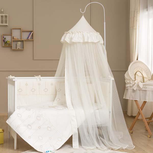 Κουνουπιέρα Romantica Luna Elegant Funna Baby home   away   λευκά είδη   λευκά είδη βρεφικά   κουνουπιέρες βρεφικές