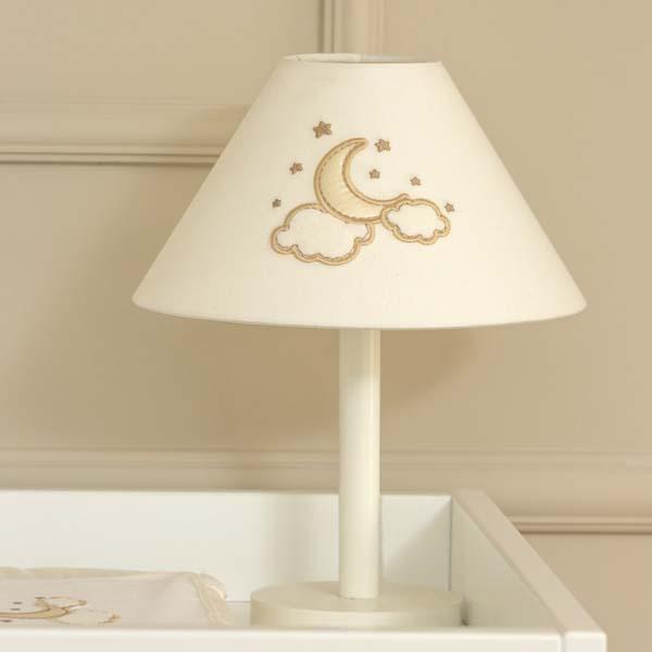 Πορτατίφ Luna Elegant Funna Baby home   away   λευκά είδη   λευκά είδη βρεφικά   φωτιστικά βρεφικά
