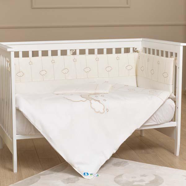 Προίκα μωρού 3 τμχ. Luna Elegant Funna Baby home   away   λευκά είδη   λευκά είδη βρεφικά   σέτ προίκας μωρού