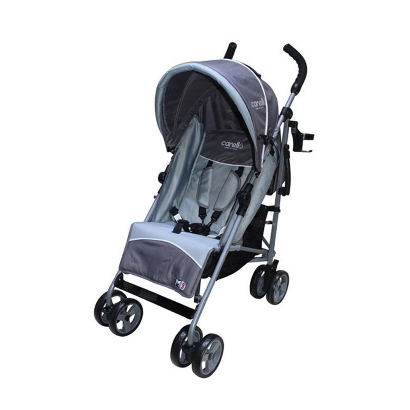 Παιδικό καρότσι M3 Grey Carello