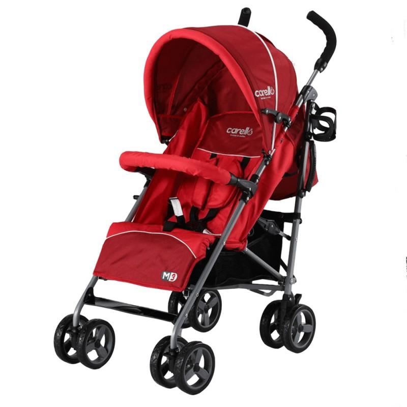 Παιδικό καρότσι M3 Red Carello