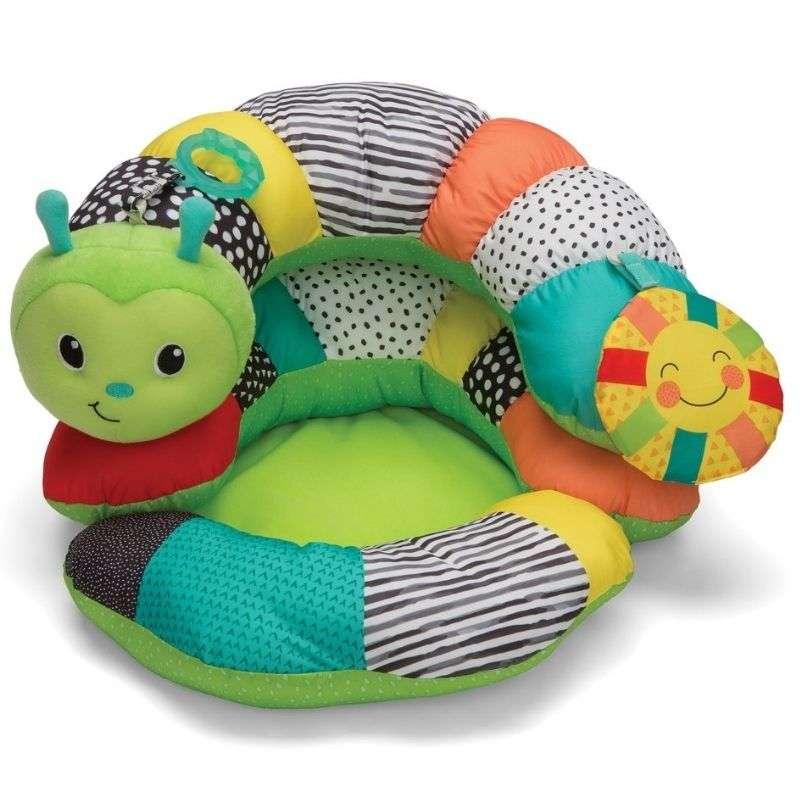 Βρεφικό Μαξιλάρι Δραστηριοτήτων Prop-A-Pillar Tummy Time & Seated Support Infantino