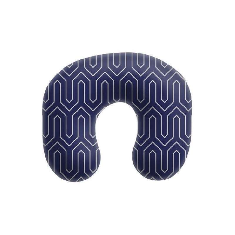 Μαξιλάρι θηλασμού Small Maze Μπλε Greco Strom