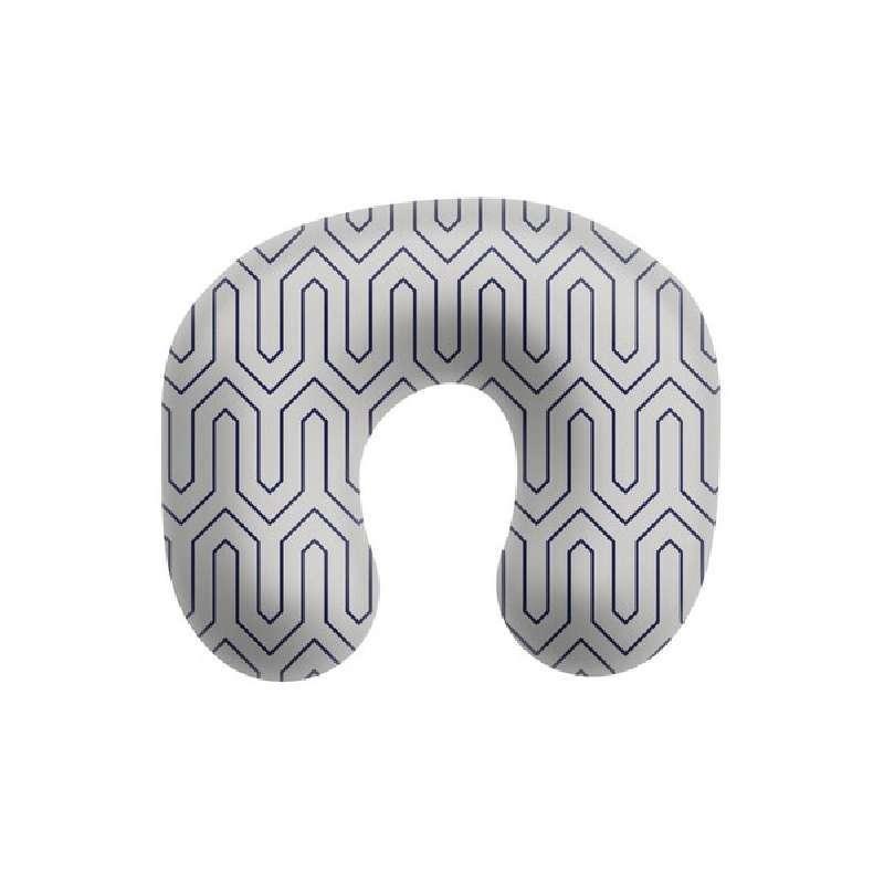 Μαξιλάρι θηλασμού Standard Maze Γκρι Greco Strom