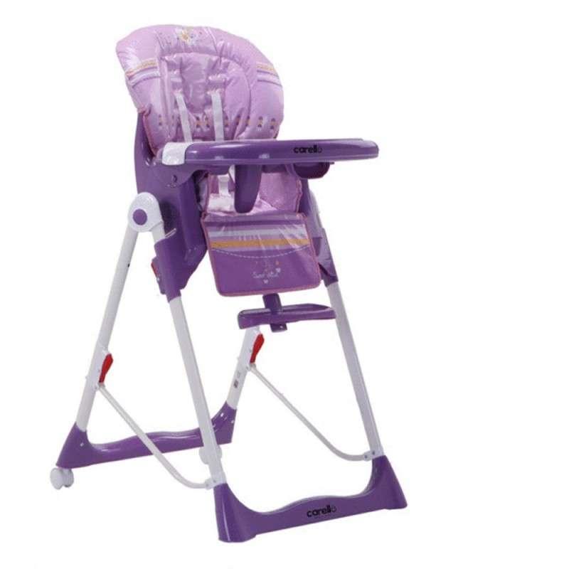 Καρέκλα φαγητού Mam 4 Purple Carello