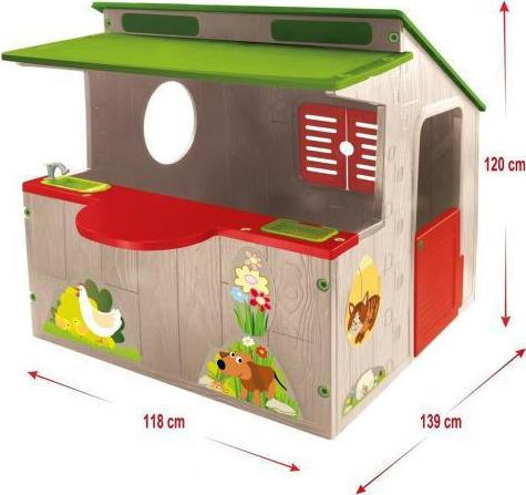 Σπιτάκι κήπου κουζίνα 11392 Mochtoys